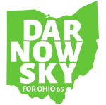Alan Darnowsky, Candidate for State Representative Ohio House District 65.
